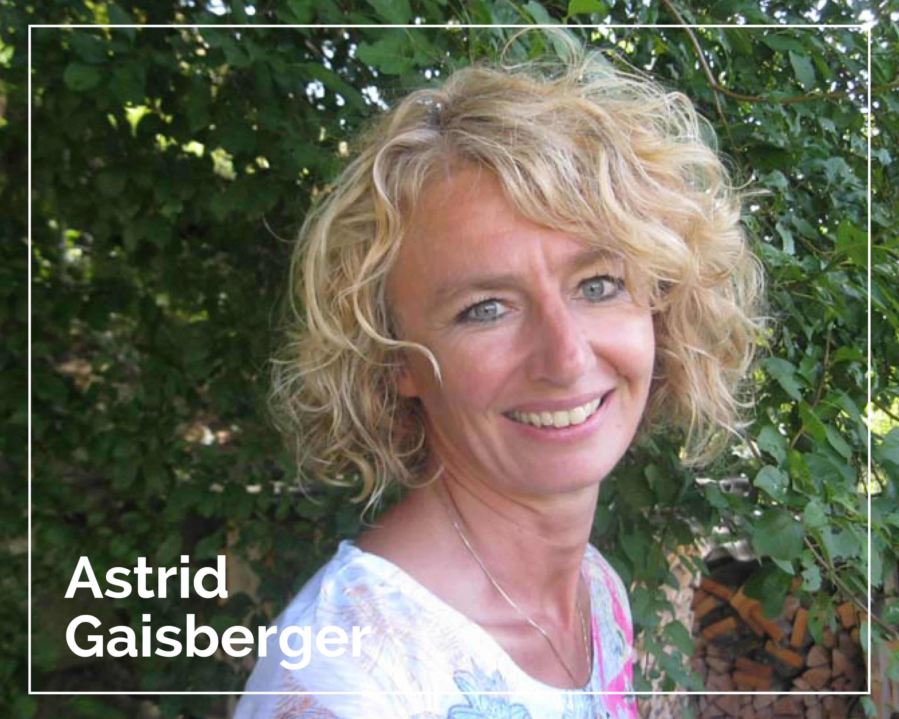 Astrid Gaisberger